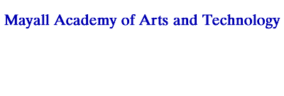 Mayall Academy of Arts and Technology Magnet  Logo